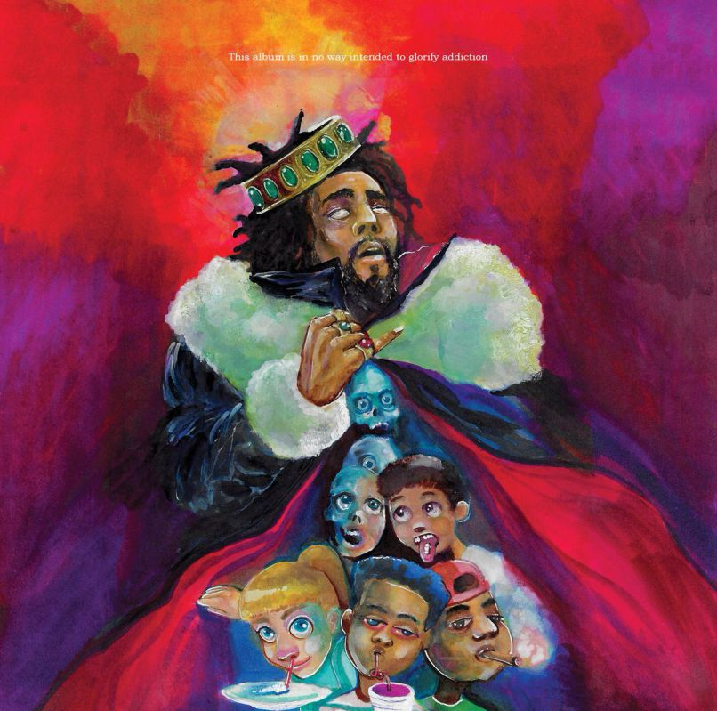 J. Cole shares distinct perpectives on drugs in music and society