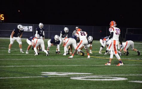 Football shuts down Evanston in homecoming game