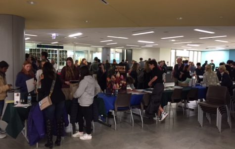 Semi-annual job fair brings employers directly to students