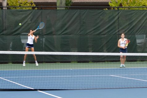 Girls Tennis earns top-four finish at state