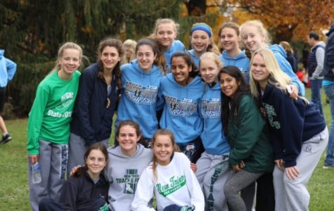 Girls Cross Country places in top 10 at state
