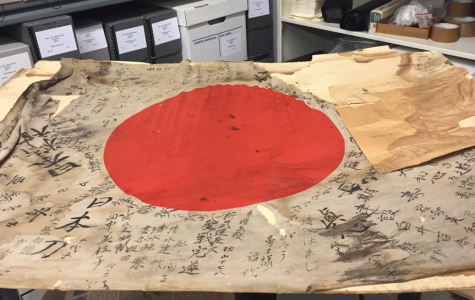NT helps reunite WWII flag with fallen soldier's brother