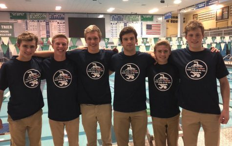 NT sweeps Evanston in 100th annual swim meet