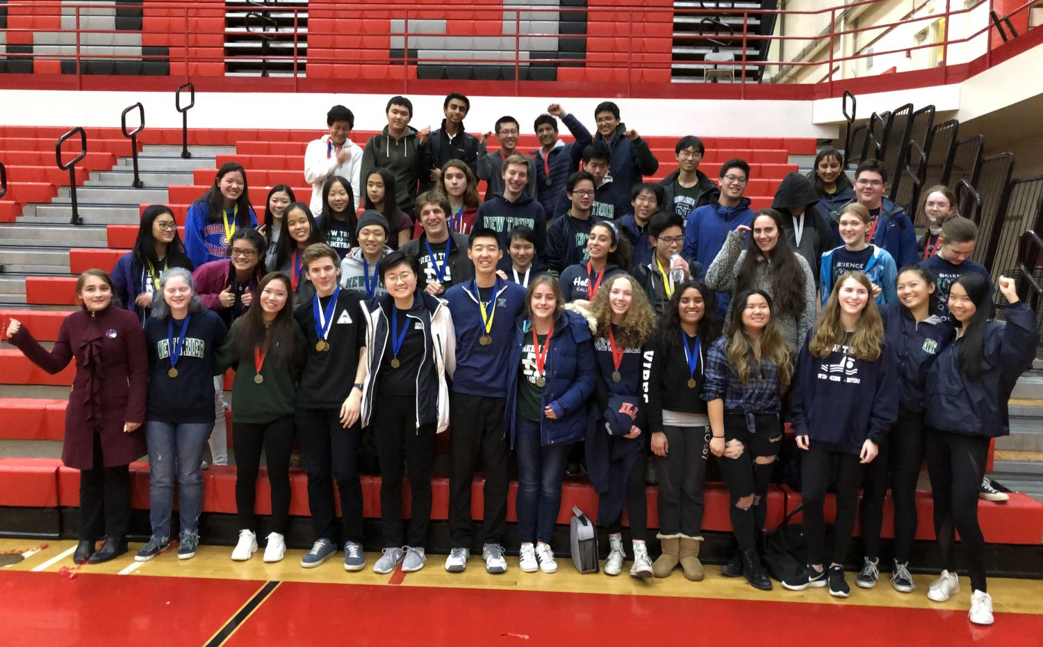 Harvard report emphasizes the value of participating in academic clubs like Science Olympiad