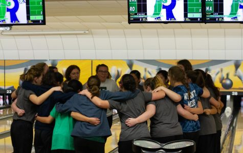 Girls Bowling claims third place title at regionals
