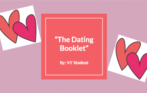 The booklet is a personalized project made for health class detailing students' ideal dating experience