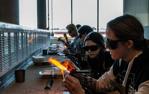 Glass art materials fully stocked despite tariffs on supplies