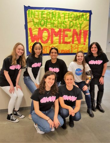 Women's Day seminars explore facets of feminism