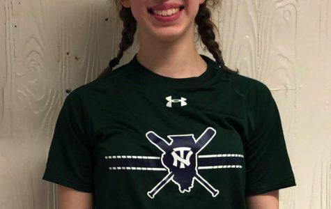 Courtney Schumacher first girl to join baseball team