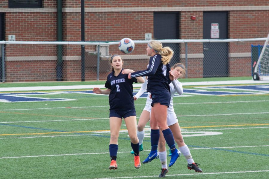 Shutout gets the ball rolling for Girls Soccer