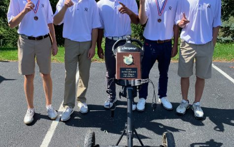 Boys golf's perfect season spoiled by Glenbrook North