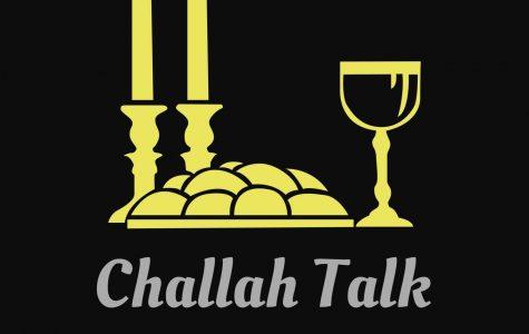 Challah Talk: nosh, banter, and deep thoughts