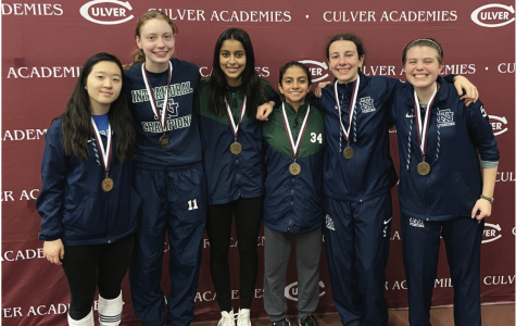 Fencing shows out at Midwest Open, takes home seven medals