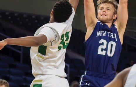 Boys basketball pulls away for victory vs. GBN