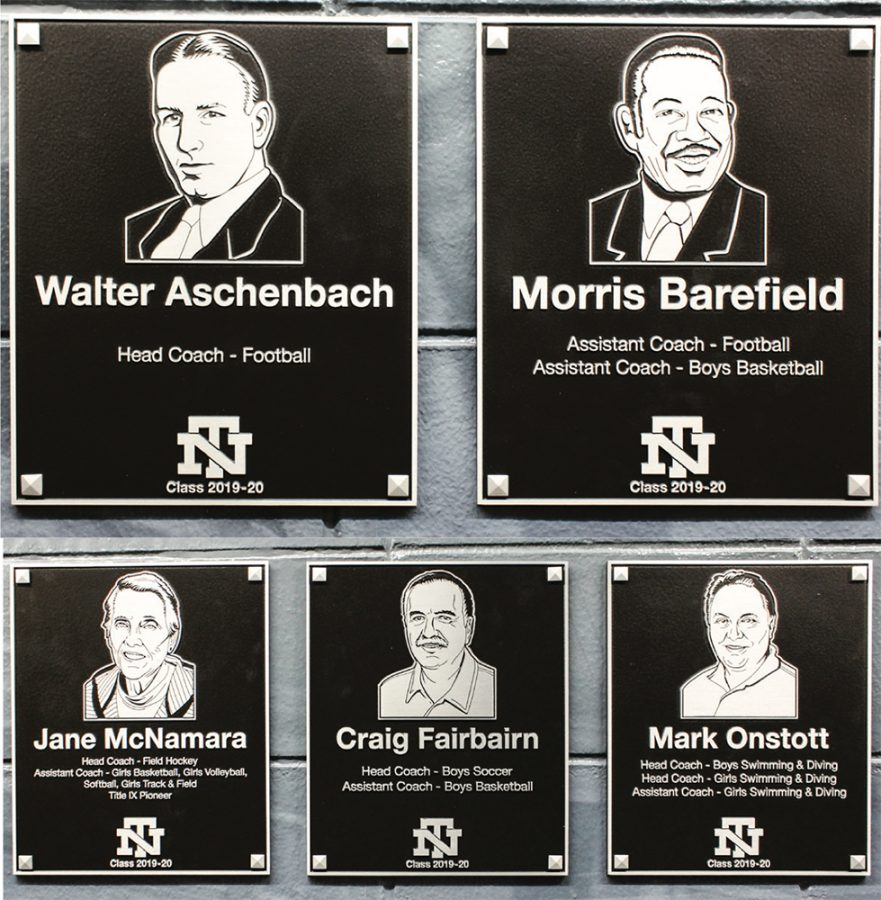 Five former NT coaches are honored in the second round of inductees