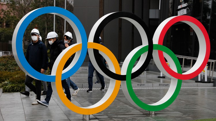 Caption: On Mar. 24, the 2020 Summer Olympics, which were scheduled to begin on Jul. 24 in Tokyo, became the latest sporting event to be postponed due to the COVID-19 pandemic