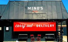 Mino's Restaurant in Winnetka, like many local eateries, is offering delivery service during the quarantine