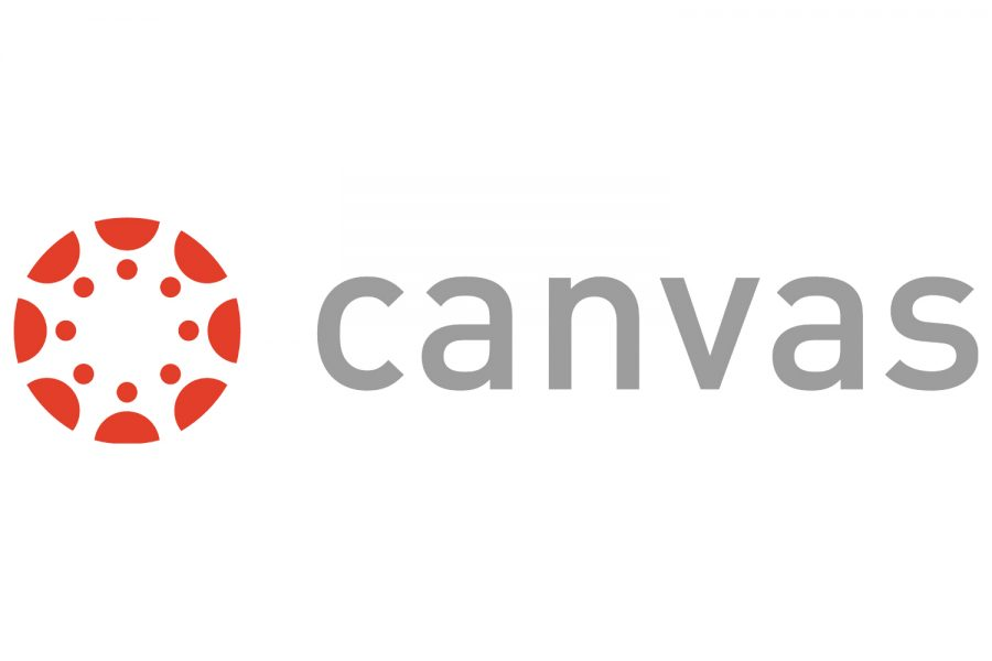 Canvas+is+the+main+communication+tool+between+students+and+teachers+during+the+pandemic