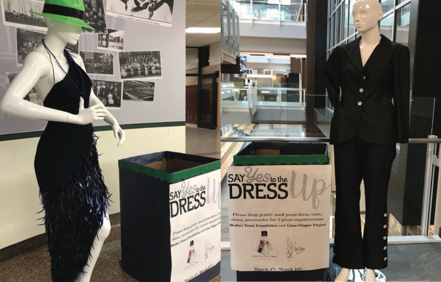 Say Yes to the Dress UP hopes to collect 1000+ donations