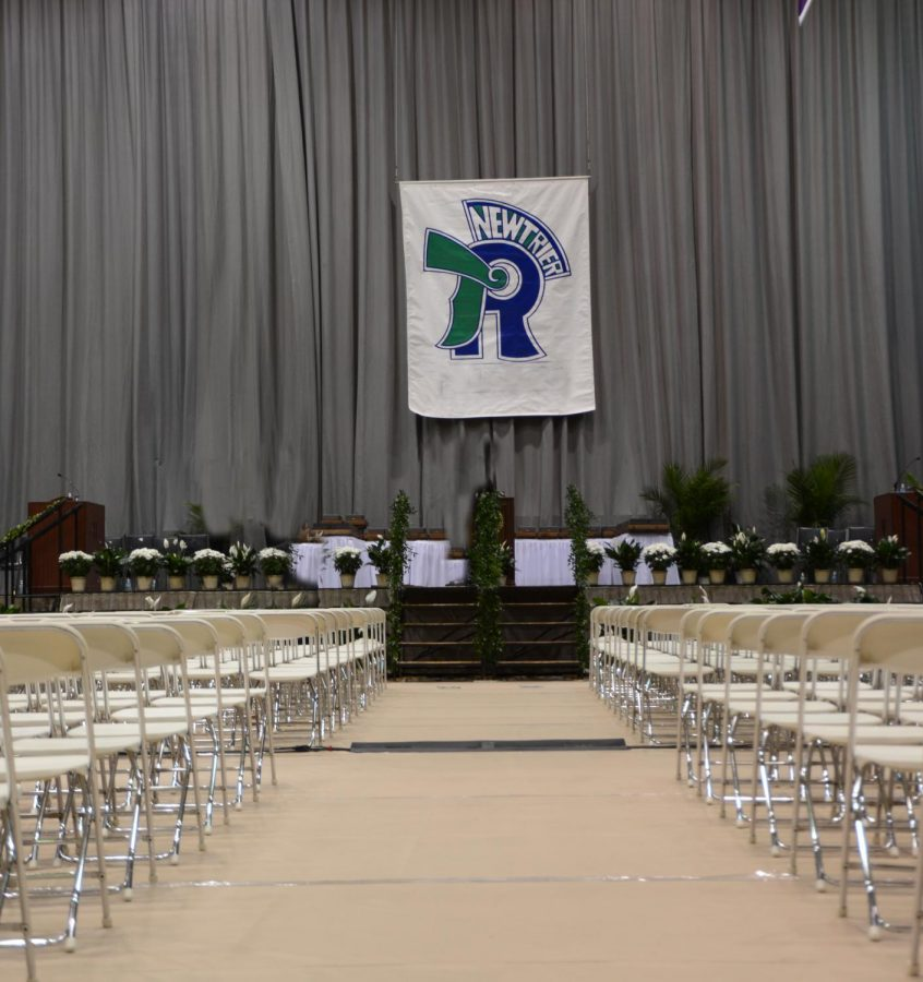 The class of 2020 could be participating in their graduation ceremony from their living rooms