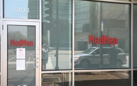 MedMen Dispensary in Evanston has been allowed to remain open as an essential business under the governor's executive order