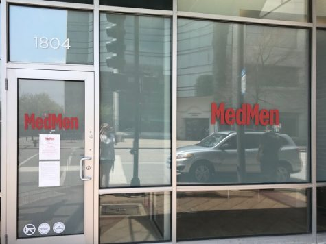 MedMen Dispensary in Evanston has been allowed to remain open as an essential business under the governor