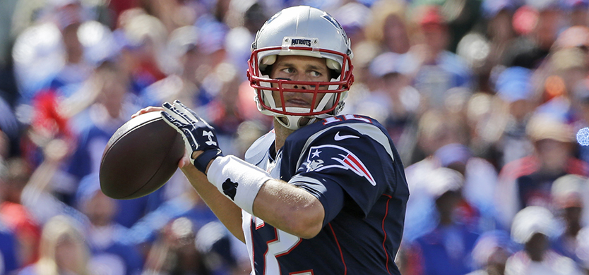 Former Patriots quarterback Tom Brady, now with Tampa Bay, could help revitalize the 2020 NFL season