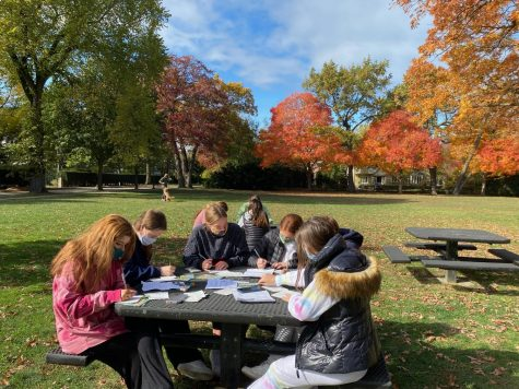 With election fast approaching, students under 18 stay politically engaged