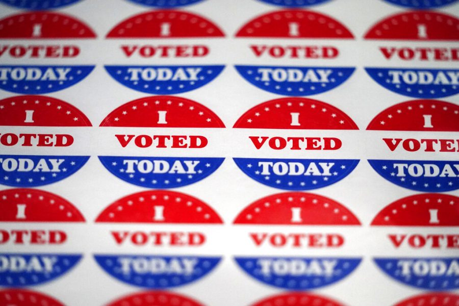 %22I+voted%22+stickers+are+seen+at+a+satellite+election+office+in+Philadelphia.+