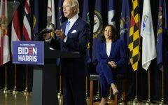 Navigation to Story: Joe Biden named President-Elect after historic election week