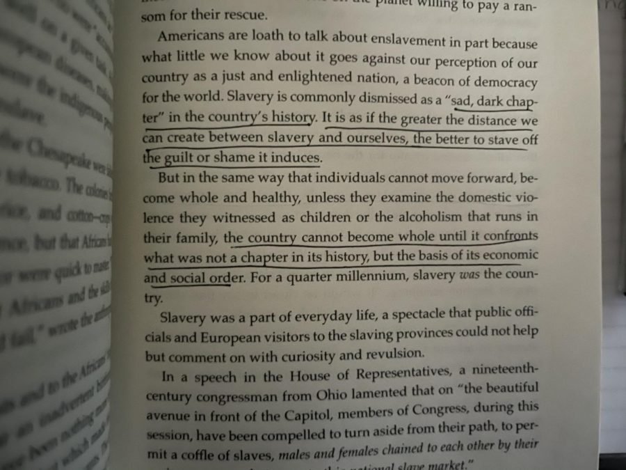 Excerpt from Wilkerson's most recent book, Caste