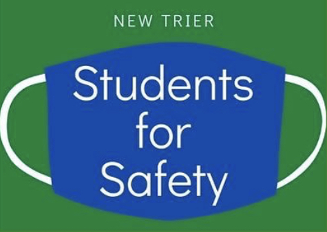 New Trier Students for Safety logo
