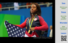 Thursday, February 25. 2021 Why did you choose this image? https://www.nytimes.com/2016/08/13/sports/olympics/a-closer-look-at-simone-manuel-olympic-medalist-history-maker.html Swimming pools have historically been among the most segregated places in America. Because black Americans were systematically denied access to pools for much of the 20th century, swimming never became part of African-American recreational culture. This legacy helped create high barriers to swimming participation among black Americans that remain in place today. Simone Manuel is an amazing swimmer. She was the FIRST EVER African-American woman to win an individual event in Olympic swimming. To me, she is the epitome of strength and resilience. She is an outstanding ambassador for the sport and I hope that everyone has the opportunity to watch her compete in the upcoming Tokyo Olympics. She is an incredible athlete, but she also seems like an incredibly cool person. Watch the video of her on the podium after her gold medal in the 100m freestyle.