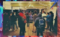 WYO hosted 'A Night of Local Indie Music,' with 4 teen bands performing on Nov. 1, 2019. The event drew teens from all over the North Shore