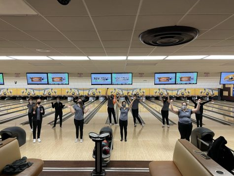 Girls bowling gets the Pin back in match against Evanston