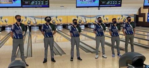 Boys bowling breaks school record