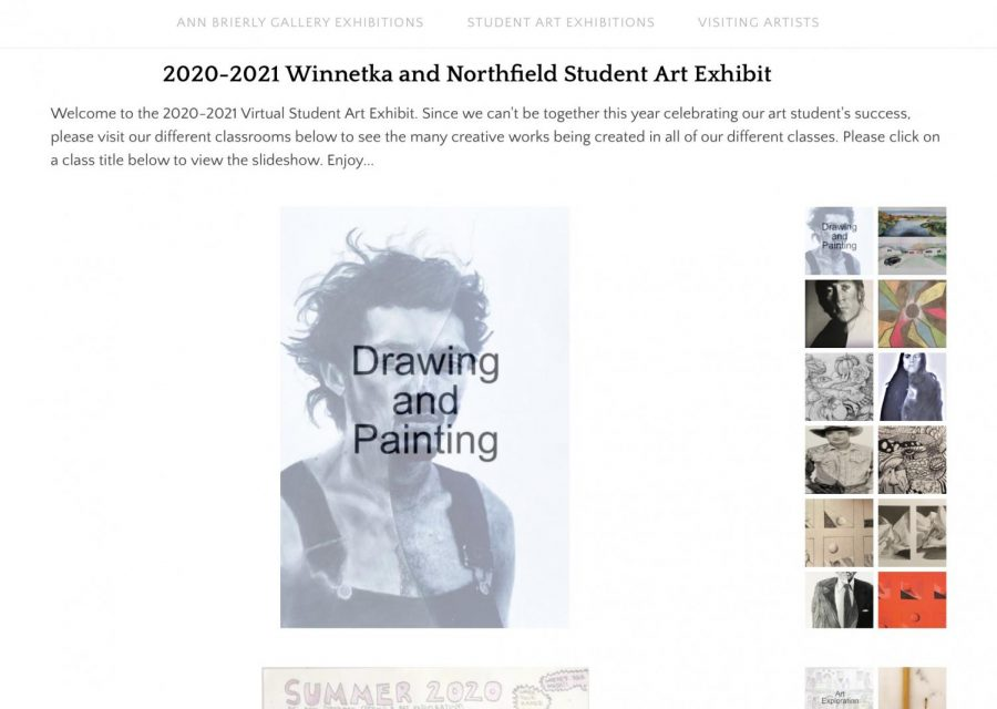Student+artworks+are+categorized+by+art+media+and+published+on+the+website