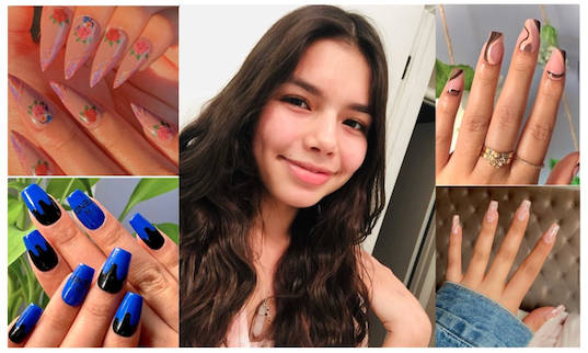 Canales, owner of Rebecca X Nails